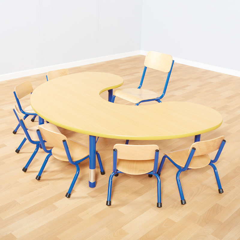 Copenhagen classroom group table for Table group 6 questions