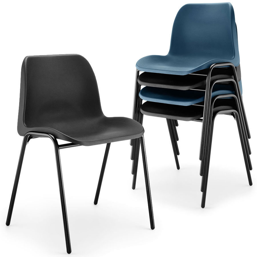 Economy School Canteen Chair : HilleEconomyChair from www.theclassroom.co size 900 x 900 jpeg 63kB