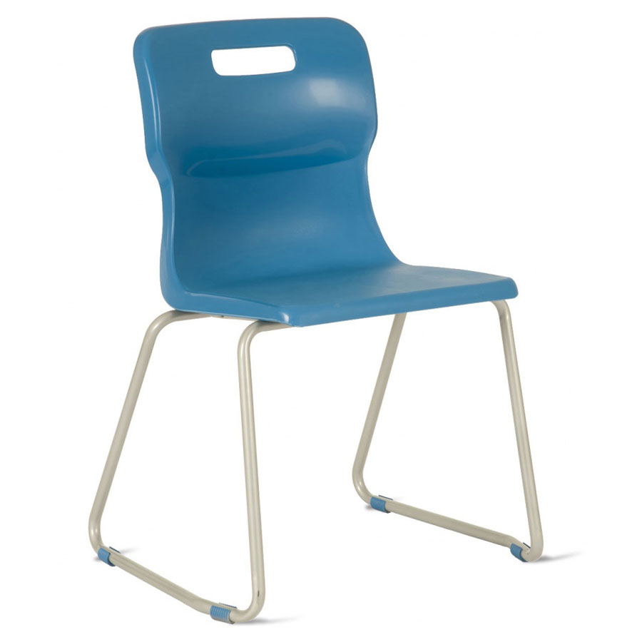 Titan Skid Frame Chair
